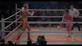 Rocky 4 - Final Match - Rocky Balboa VS Captain Ivan Drago - PART 1/2