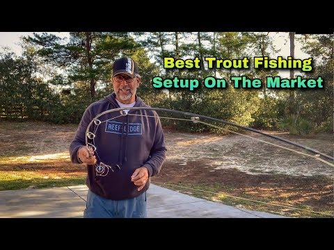 Best Inshore Setup For Speckled Trout Fishing - Flats Class YouTube