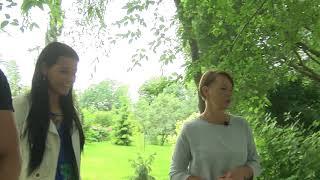 Vidzemes TV: Mājā un sētā. Elfiju dārzs (14.06.2019.)