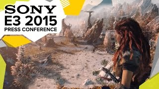 Horizon: Zero Dawn Gameplay Trailer - E3 2015 Sony Press Conference