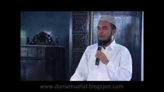 "Download Video Ust. Syamsul Arifin Nababan (Mantan Pendeta) : ""Ayat-Ayat Porno Dalam Injil Apakah Buatan Tuhan ?"" MP3 3GP MP4"