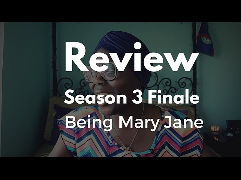 Being Mary Jane Season 3 Finale REVIEW
