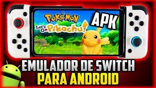 POR FIN Salio Un Emulador de Nintendo Switch para Android y FUNCIONA - Egg NS - Requisitos apk y mas