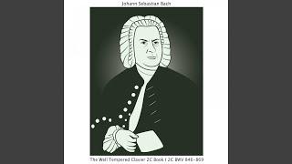 Prelude No. 9 2C BWV 854 in E Major