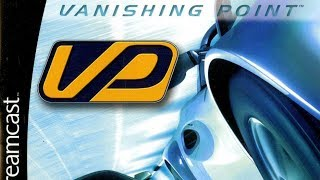 Classic Game Room - VANISHING POINT review for Sega Dreamcast