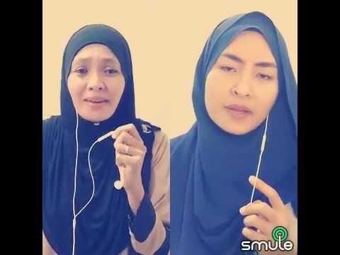 Secangkir Madu Merah cover by Nurul Kholil ft Wany Hasrita at smule