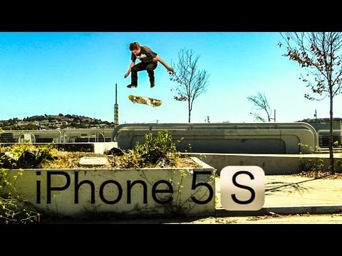 iPhone 5S for SKATEBOARDERS
