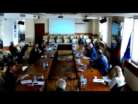 Поточно предаване на живо от Energy and Water Regulatory Commission of Bulgaria