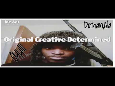 "OCD (""Original Creative Determined"") by Jae Aar (FULL MIXTAPE) 2016"