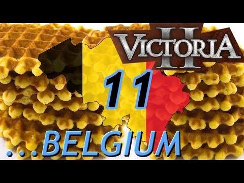 Victoria 2 Belgium 11 - Shanghai Belgium