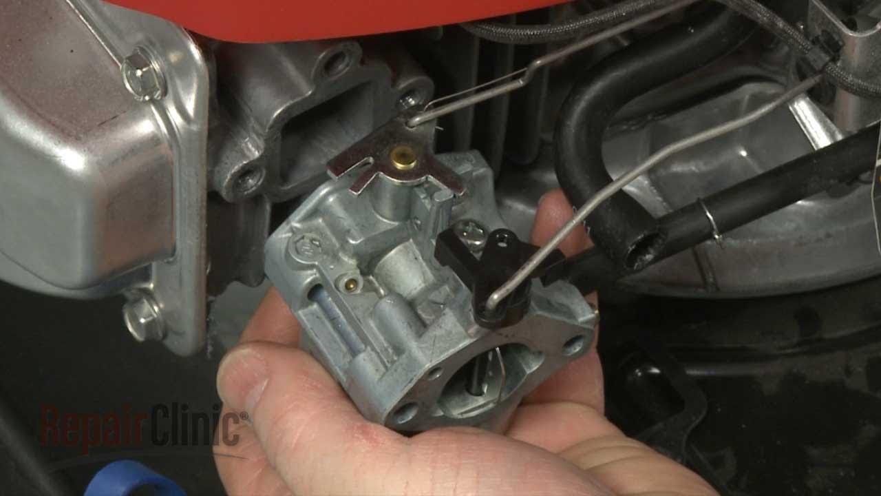 Pressure Washer Won't Start? Honda Small Engine #16100Z0L
