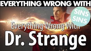 "Everything Wrong With ""Everything Wrong With Dr. Strange In 15 Minutes Or Less"""