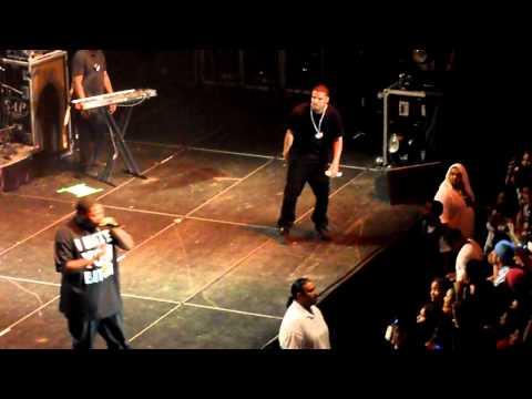"""Drake and Z-RO """"MO CITY DON"""" Live Houston, Texas Verizon Wireless 2008"""
