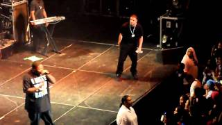 "Drake and Z-RO ""MO CITY DON"" Live Houston, Texas Verizon Wireless 2008"