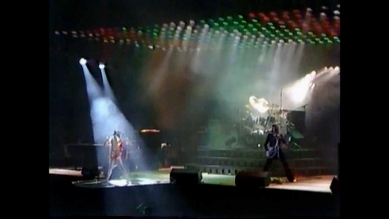 Queen Tour With Rodgers