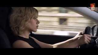 Lucy | race through Paris official FIRST LOOK clip (2014) Scarlett Johansson