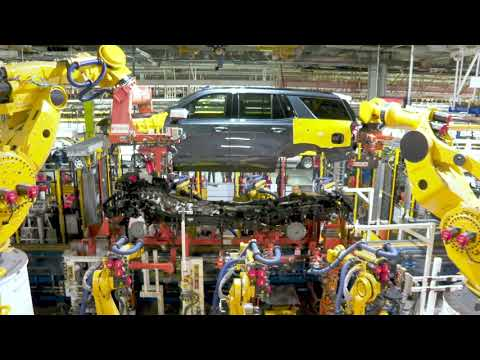 All-new 2021 Chevrolet Tahoe & Suburban - Arlington Manufacturing