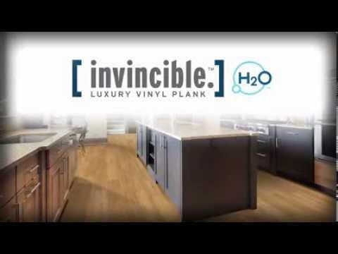 Invincible H20 Promo Youtube