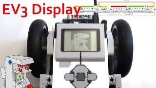 Why You Should Program the EV3 Display - Excellent Debugging Tool