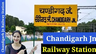 Chandigarh Junction Railway Station/CDG : Trains Timetable, Station Code, Facilities, Parking, Hotel