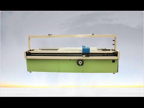 MC-700 automatic warp leasing machine