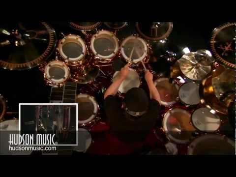 Neil Peart - Taking Center Stage: Limelight Drum Lesson