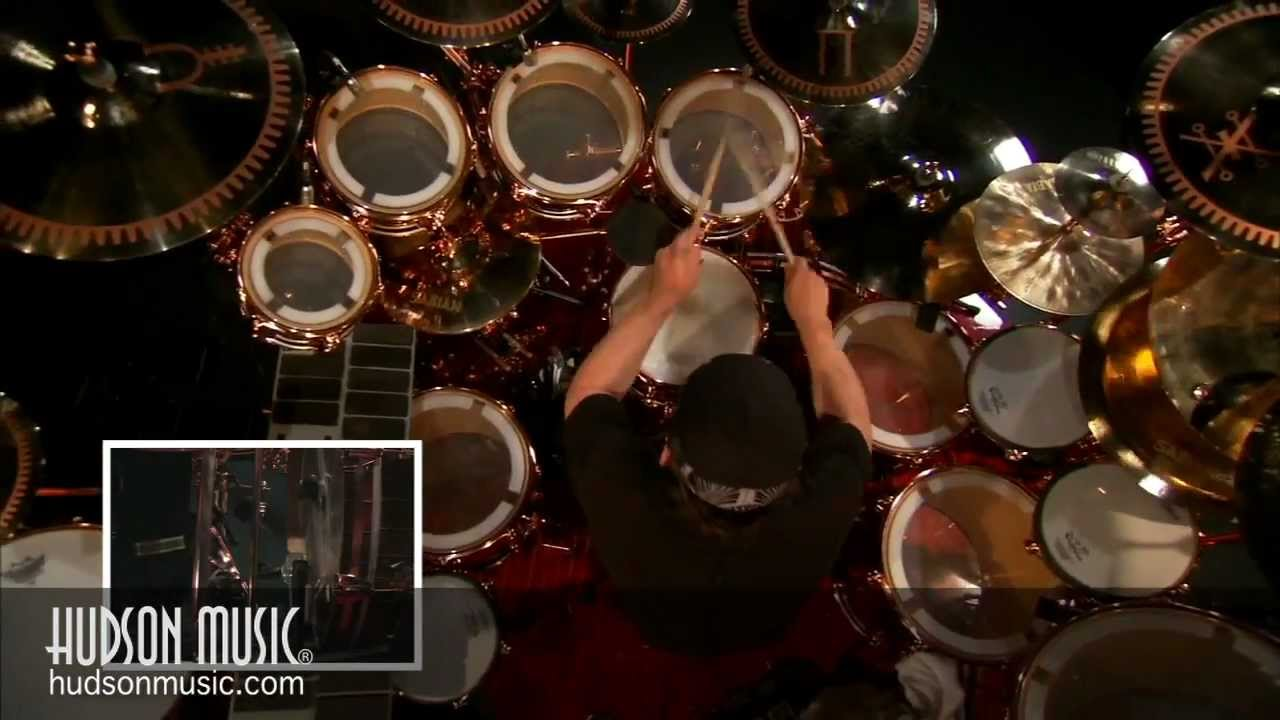 neil peart taking center stage limelight drum lesson