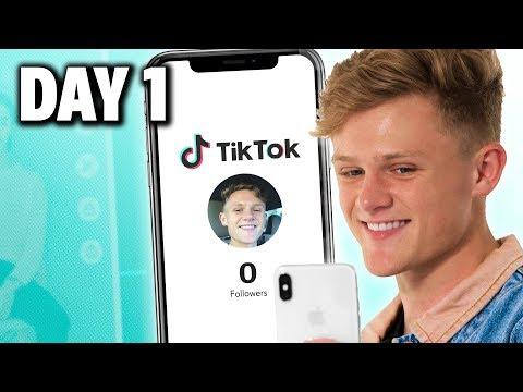 0 → 1M TikTok Followers - Episode 1