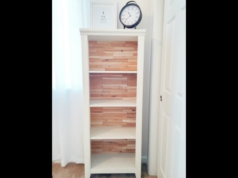 easy-&-inexpensive-bookcase-makeover!
