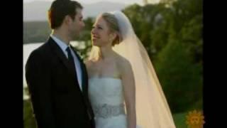 Clinton cries at wedding - Doug Wead