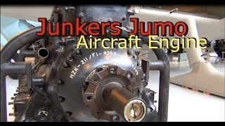 Junkers Jumo Aircraft Engine