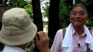 宮崎駿監督×河村市長 トトロの森でばったり会談
