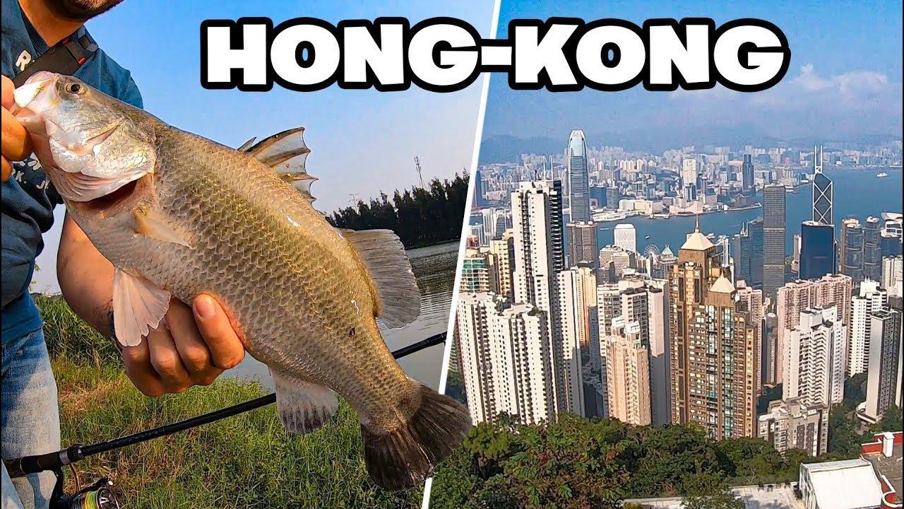 Çin'de Balık Avı  ve Hong Kong VLOG / Nüfusun %70'i Kadın !!
