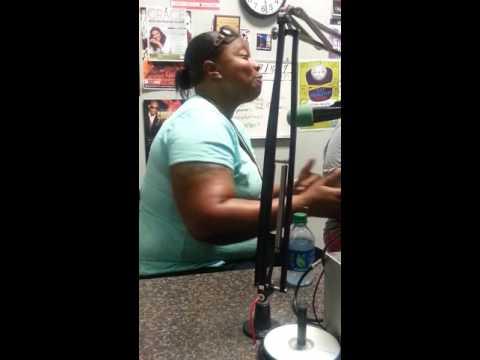 A'Shanai Austin radio experience May 12, 2016
