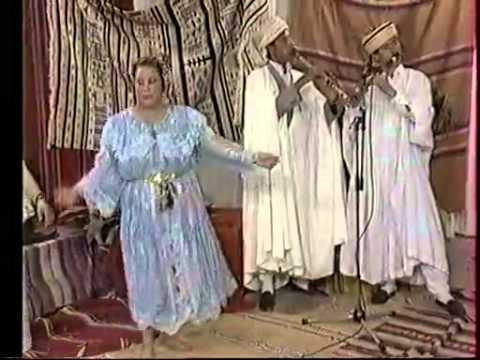 Cheikha Mouni (5-8) - Folklore Chaoui - Gasba Chaouia