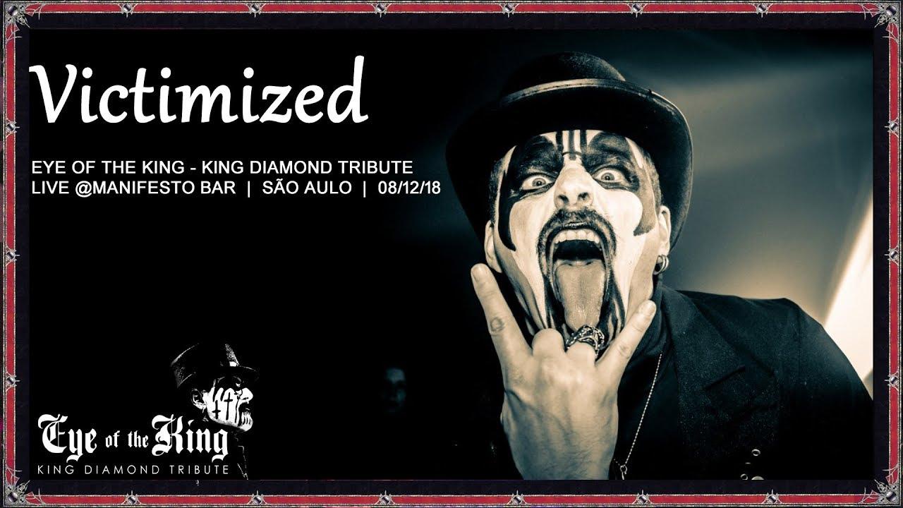 Download Victmized - Eye of the King (King Diamond Tribute)