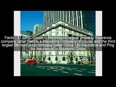 China Pacific Insurance Top  #7 Facts
