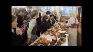Фестиваль Русской Кухни в школе № 503