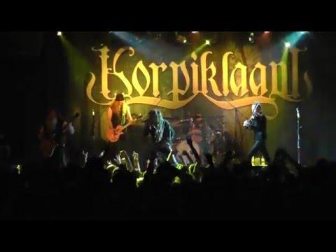 Korpiklaani - Kylästä keväinen kehto (Live in Kiev 2016) FULL HD