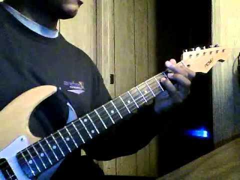 Guitar Rig 4 / The Offspring - Self esteem (cover) - YouTube