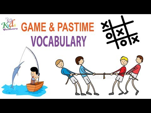 Vocabulary Practice|Vocabulary Games|Toddler Learning|English Words-Kids