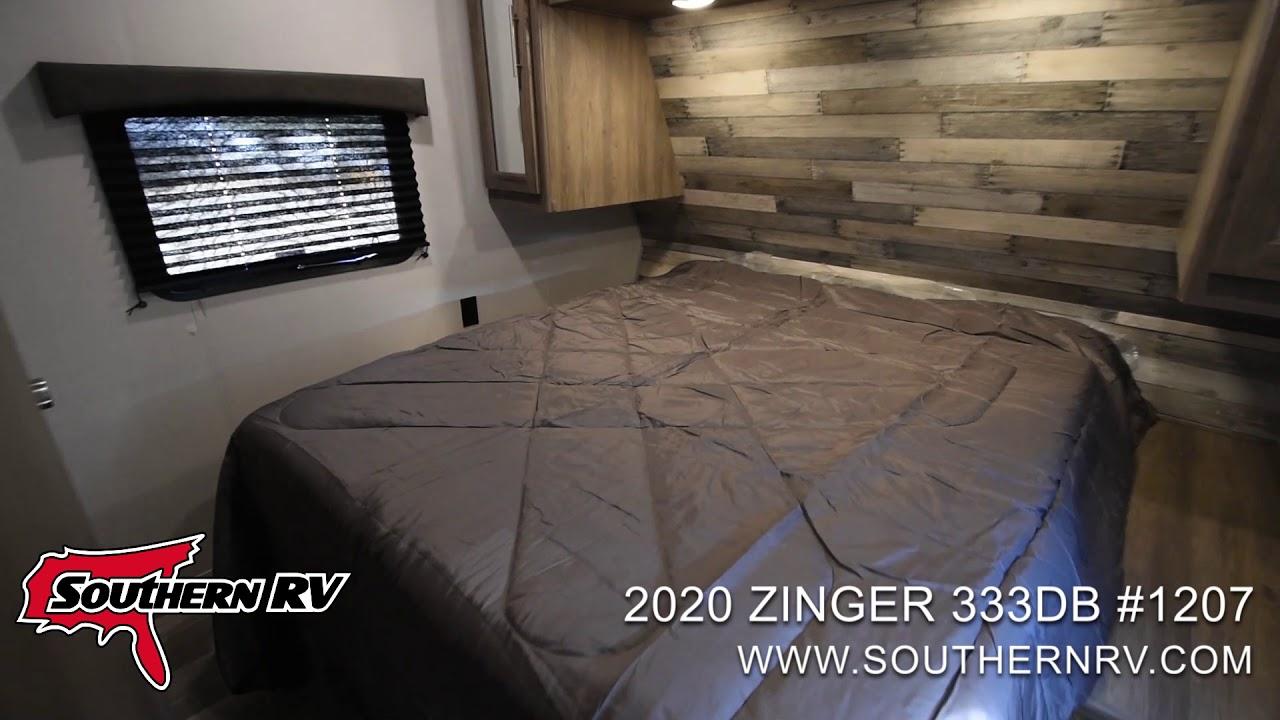 Greater Atlanta Rv Show 2020.2020 Crossroads Zinger 333db Bunkhouse Camper Southern Rv In Mcdonough Ga 1207