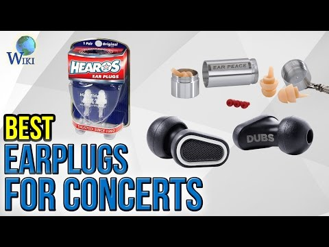 10 Best Earplugs For Concerts 2017