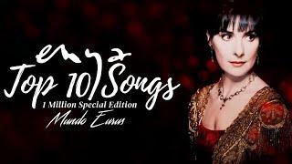 Top 10 Enya Songs - The Very Best Of Enya (Pt. I)