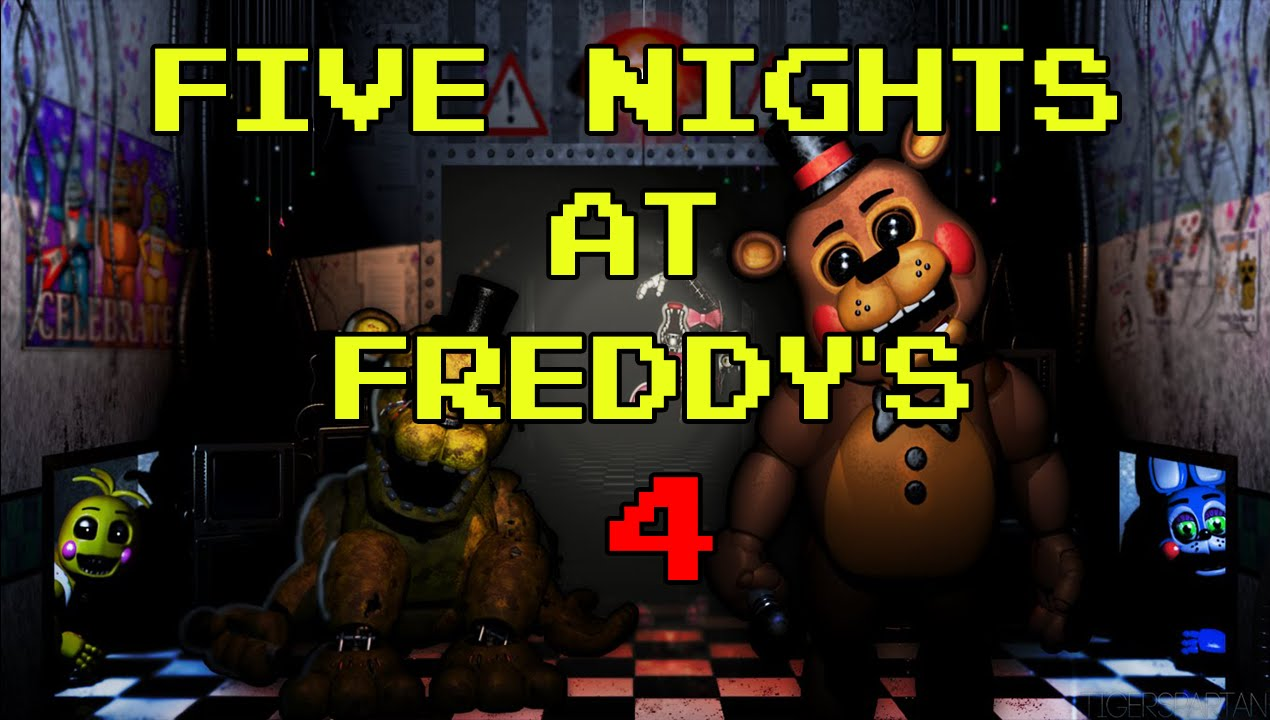 5 nights at freddys 4 play now