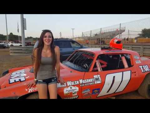 #01 Trent Clemans - Limited Stock - 7-14-18 Virginia Motor Speedway - In Car Camera