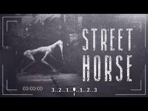 Кто такая Needle Horse | Street Horse | Уличная Лошадь | Творения Тревора Хендерсона