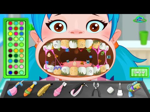 Dentist Fear Game by LPRA Studio. Dentist Games for Children and Baby to Play.