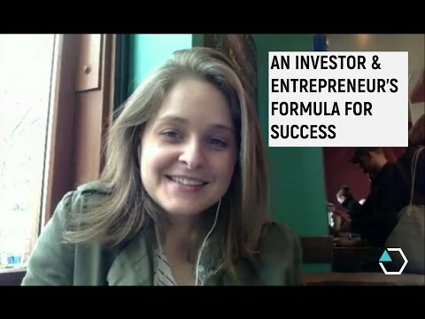 An Investor and Entrepurnur's Success Formula