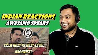Indian Reacts to Awesamo Speaks | COLA NEXT KI NEXT LEVEL BEGHAIRTI | by Mayank